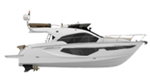 Sessa Marine Flybridge F42
