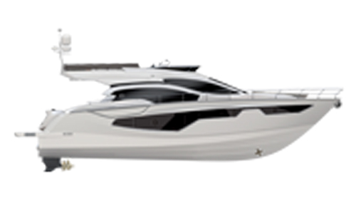 Sessa Marine Flybridge F54